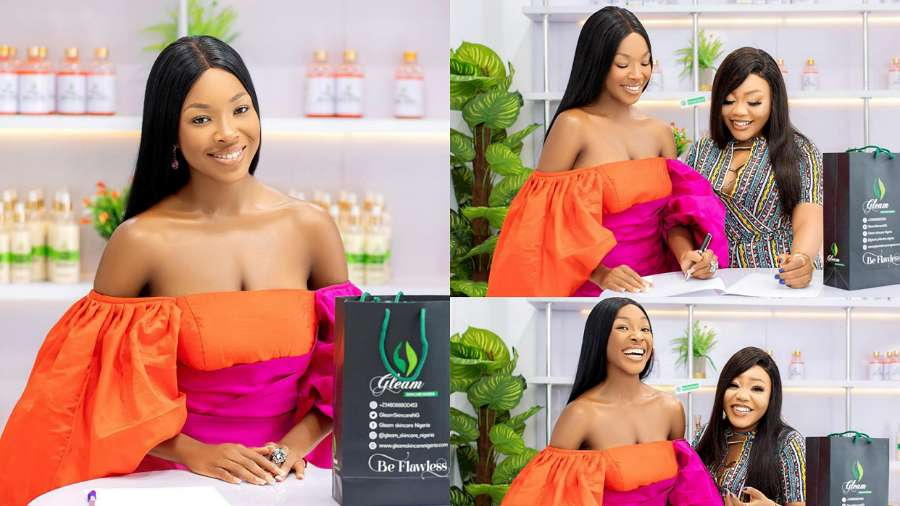 BBNaija's Vee seals her first ever endorsement