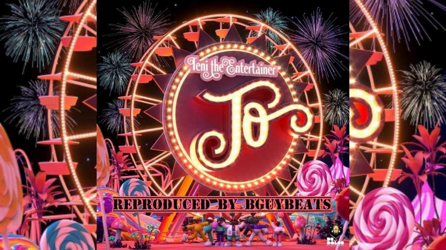 Download Instrumental Teni – Jo (Reprod by BguyBeats)