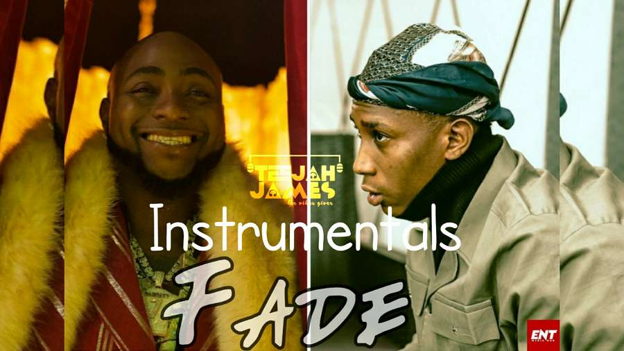 Download Instrumental Davido – Fade ft. Bella Shmurda (Reprod by Teejah James)